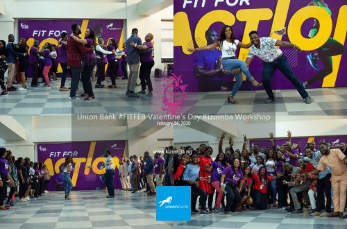 1 Day Kizomba Session @ Union Bank #FITFEB (Stallion Plaza)