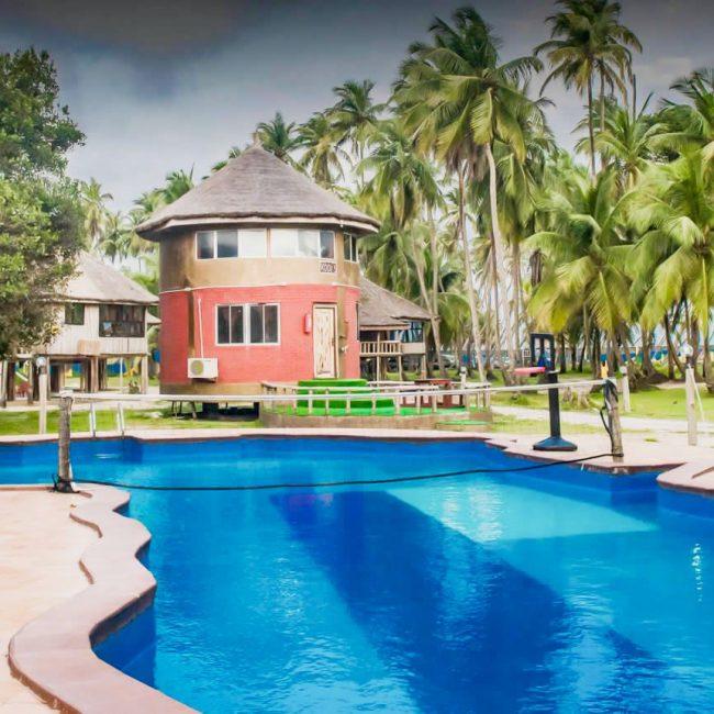 La Campagne Tropicana Beach Resort Lagos