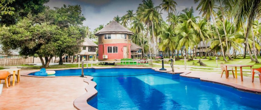 La Campagne Tropicana Beach Resort is focused on presenting African hospitality and culture in a cosmopolitan manner.